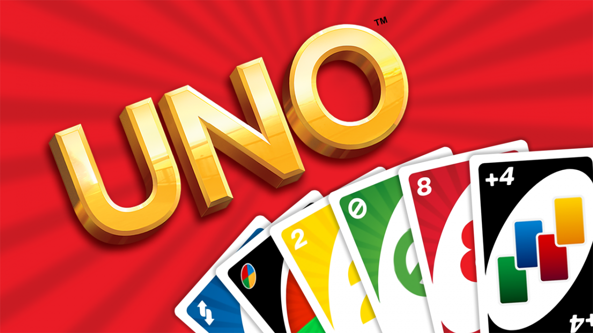 Uno kortspel